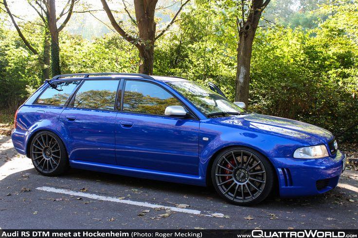 B5 RS4. I don't like German cars, but I do like the idea of an all wheel drive wagon with a turbo V6...