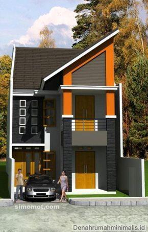 desain-rumah-minimalis-2-lantai-2016 desain rumah