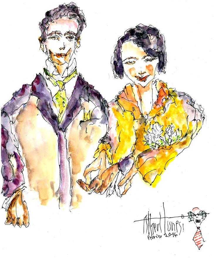 Anna et Attilio