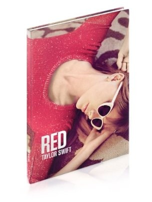 Taylor swift red photobook