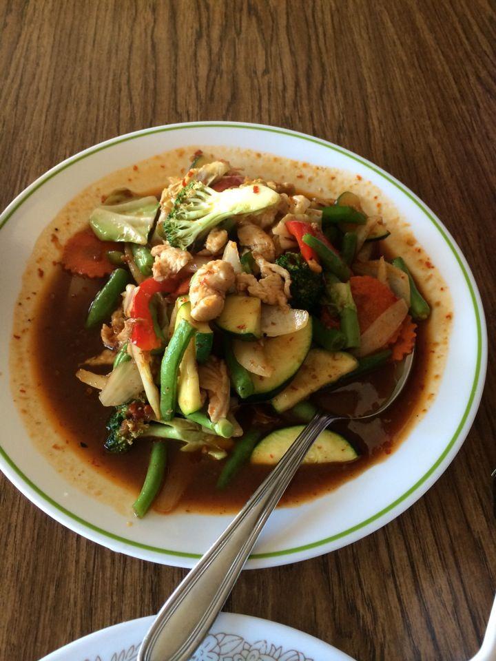 Chanon Thai Cafe in Salt Lake City, UT
