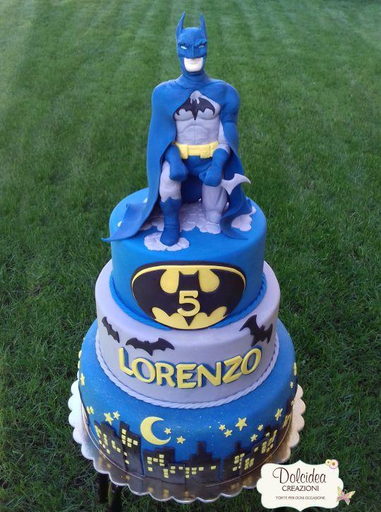Torta Batman - batman cake
