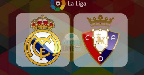 PREVIA: REAL MADRID - CA OSASUNA