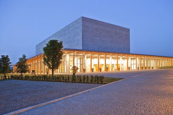 Europejskiego Centrum Muzyki im. Krzysztofa Pendereckiego w Lusławicach