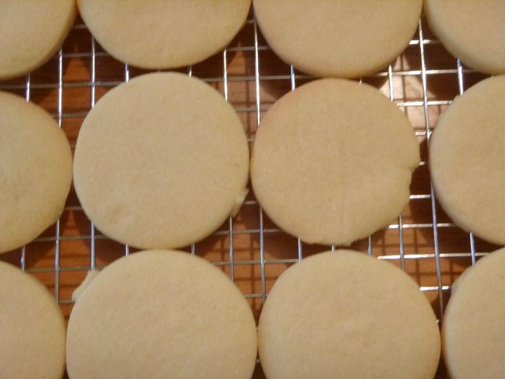 Simplistic Shortbread Biscuits.