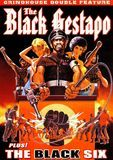 Grindhouse Double Feature: The Black Gestapo/The Black Six [DVD], 13746292