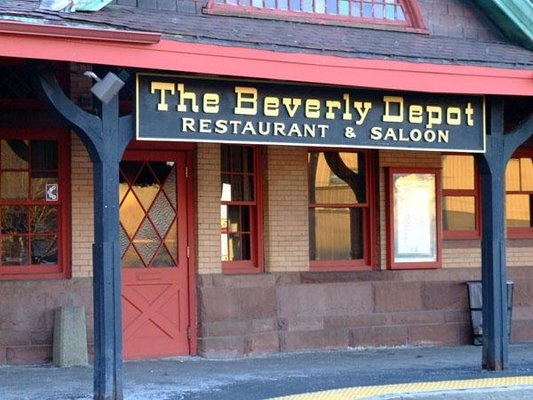 The Beverly Depot Restaurant Saloon Ma Take Commuter Rail In To Boston On Weekend Or Simply Enjoy Some Good