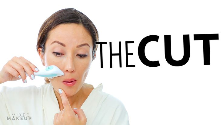 Dermaplaning at Home: Dermaflash and Tinkle Razor | The Cut with Susan Yara - YouTube