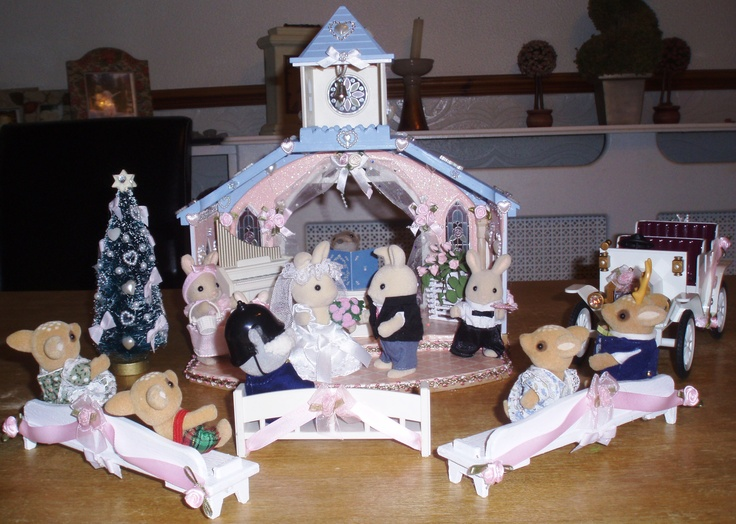 1000 Images About Sylvanian Families Calico Critters