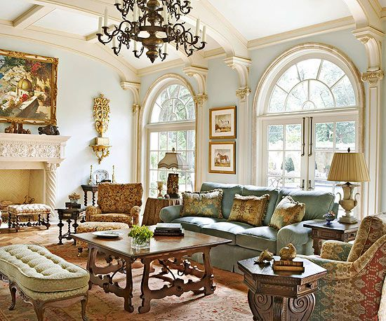 20 best tuscan exterior home images on pinterest home - Tuscan style decorating living room ...