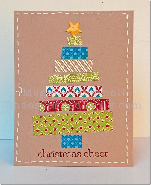 A great and simple Christmas Card