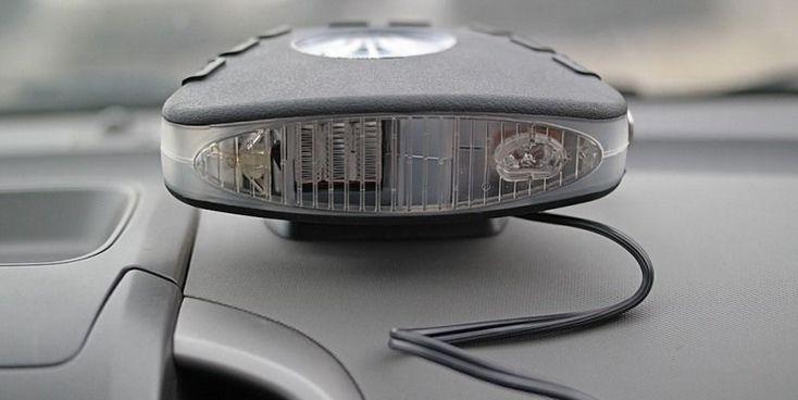 Автомобильный тепловентилятор