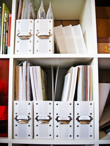 17 best images about expedit on pinterest makeup storage for Ikea paper storage