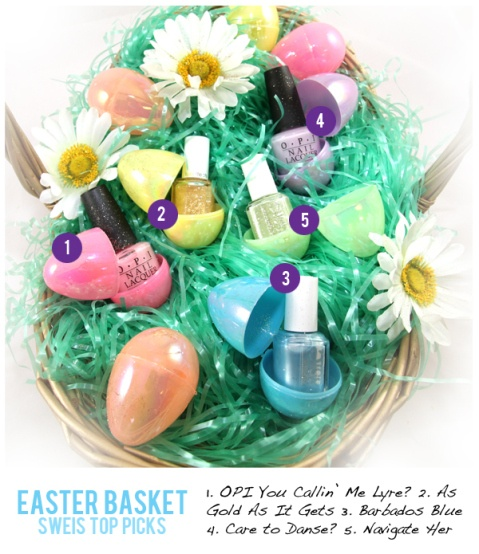 23 best easter ideals images on pinterest easter ideas easter and nail polish is a great gift anytime but for easter in the eggs is so cute negle Gallery