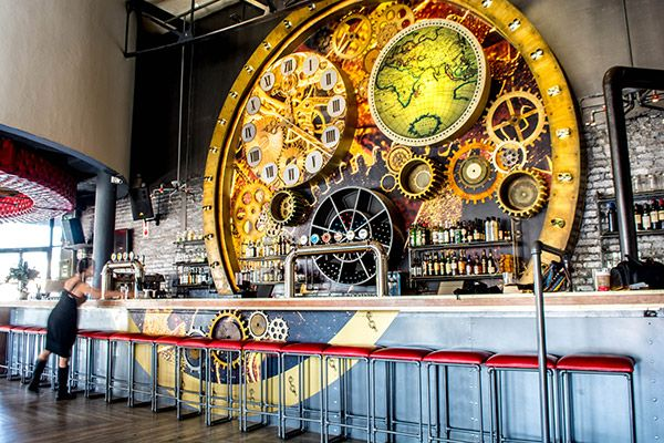 Top spots for lunch in Johannesburg