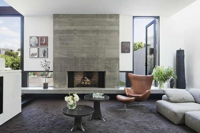 Le séjour – 140 idées design pour l'aménager
