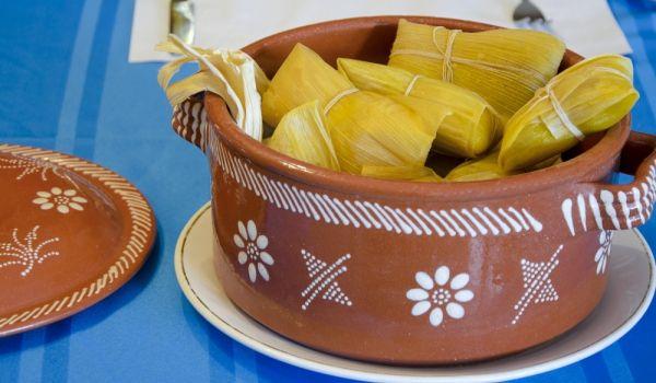 Рецепта за #Тамалес