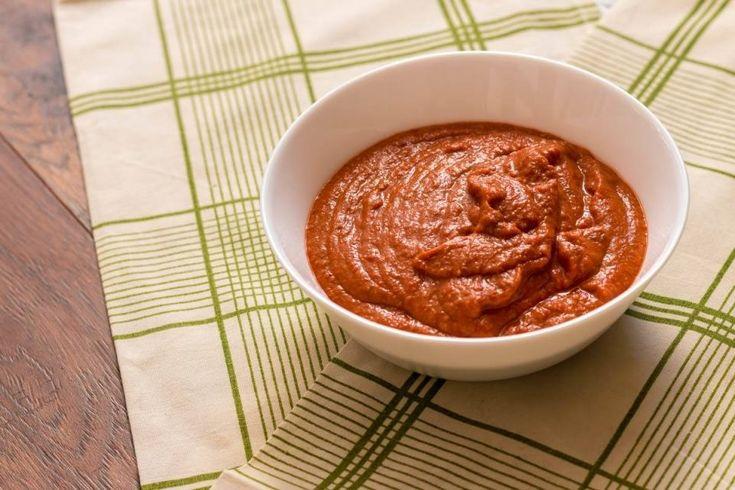 Sycąca zupa krem z pomidorów i papryki z soczewicą - Dr Lifestyle