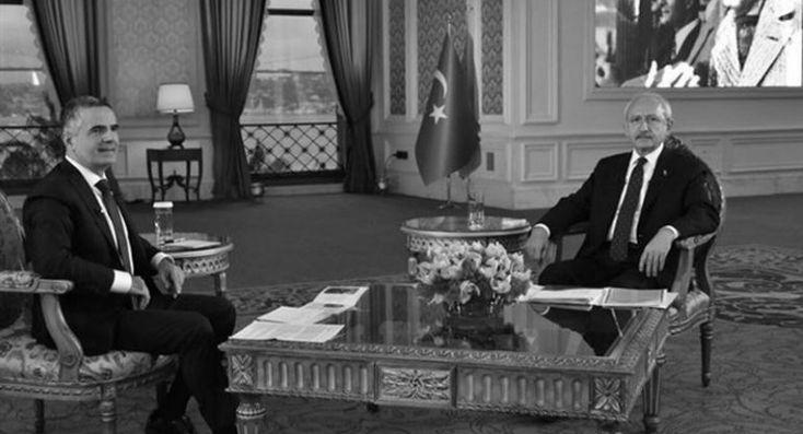 Kılıçdaroğlu, yeni sistemi Suriye anayasasına benzetti: Aynısını kopyalıyoruz