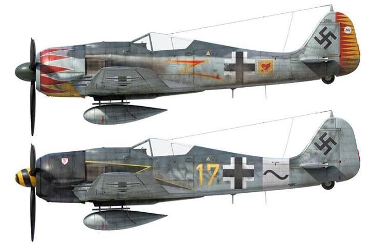 Focke-Wulf - 190