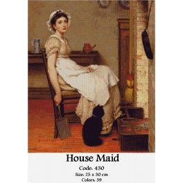 Gobelin Kit - House maid