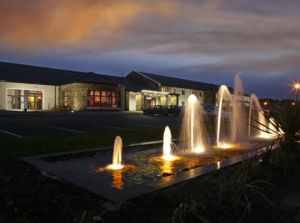 €105 for 2 people over night spa break