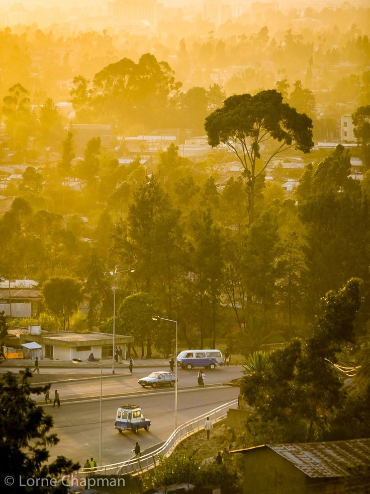 Addis Ababa, Ethiopia. https://ExploreTraveler.com