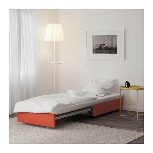 VALLENTUNA Module siège avec couch - Orrsta orange - IKEA