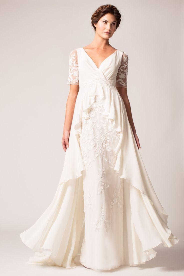 Bridal temperley wedding dresses wedding gown weddings winter 2015