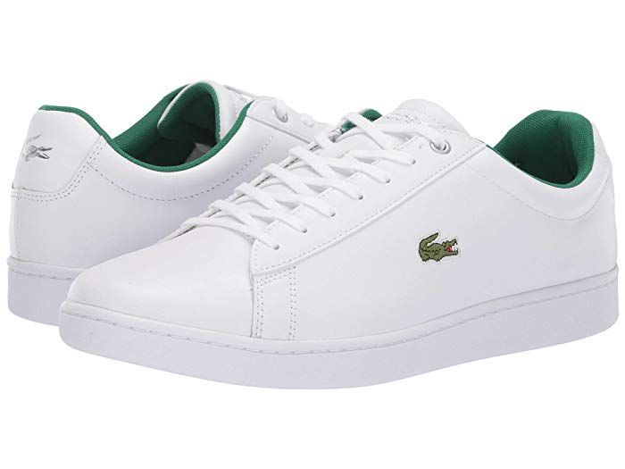 Lacoste Hydez 119 1 P Sma At 6pm Lacoste Lacoste Shoes White Sneaker