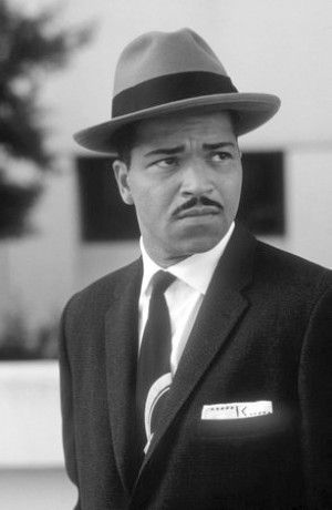 Actor Jeffrey Wright as Dr. Martin Luther King, Jr.