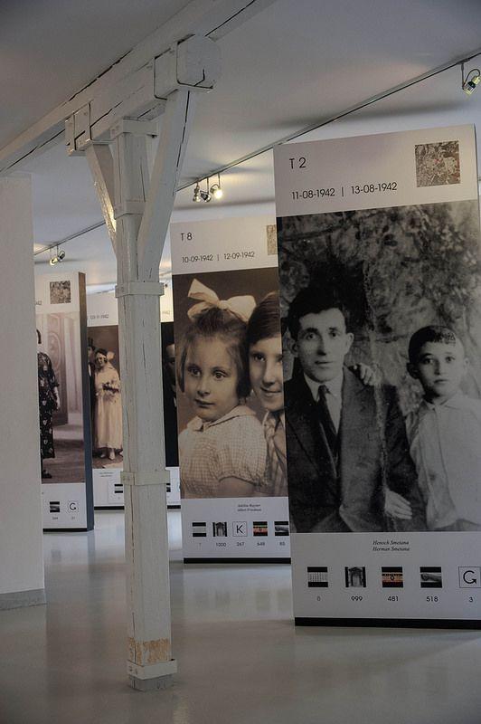 Block 20. The Belgian exhibition.