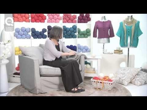 ▶ Lavora a maglia con Emma Fassio - Aumento dritto davanti dietro - YouTube
