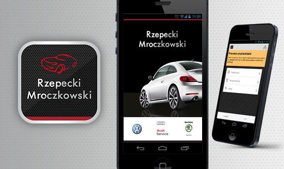Rzepecki Mroczkowski AutoApp to aplikacja należąca do poznańskiego dealera Volkswagena i Audi Rzepecki Mroczkowski.     Aplikację można pobrać na telefony z systemem Android https://play.google.com/store/apps/details?id=pl.dealerapp.rzepeckiMroczkowski i iPhone https://itunes.apple.com/pl/app/id740516990?mt=8.  #samochody #cars #aplikacja #motoryzacja