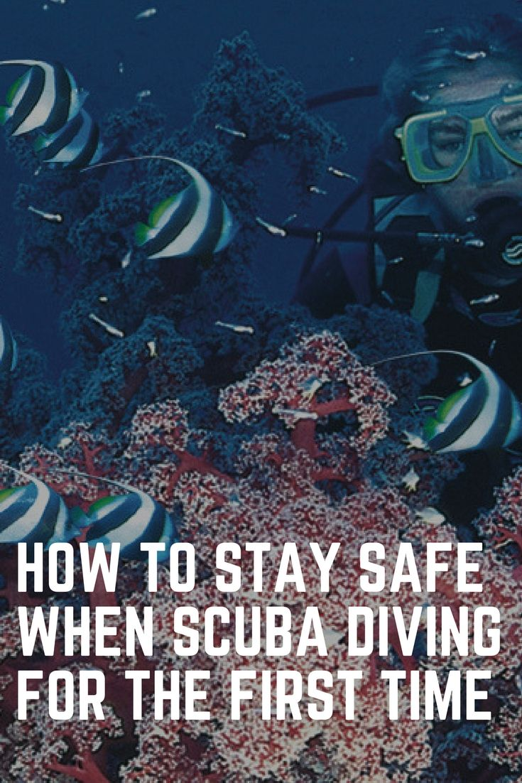 Scuba diving is an incredible activity but it isn't without its risks. If you are keen to learn to scuba dive, take a taster lesson or book a PADI certification course check out our top ways you can stay safe & enjoy an unforgettable experience.