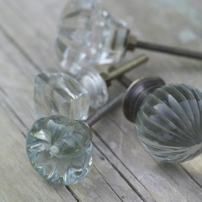 These Really Beautiful Recycled Glass Cabinet Knobs Are Perfect For  Brightening Up An Old Piece Of Furniture.
