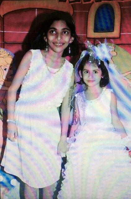 vipu and angelina my sweetie sis