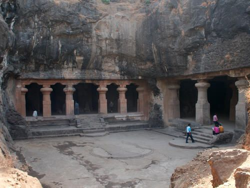 elephanta caves paintings - photo #19