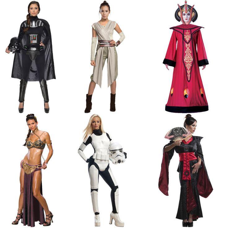 Vous avez une soirée déguisée de prévue et vous avez envie de vous déguiser en personnage de Star Wars ? J'ai envie de dire : vous avez bien raison car c'e