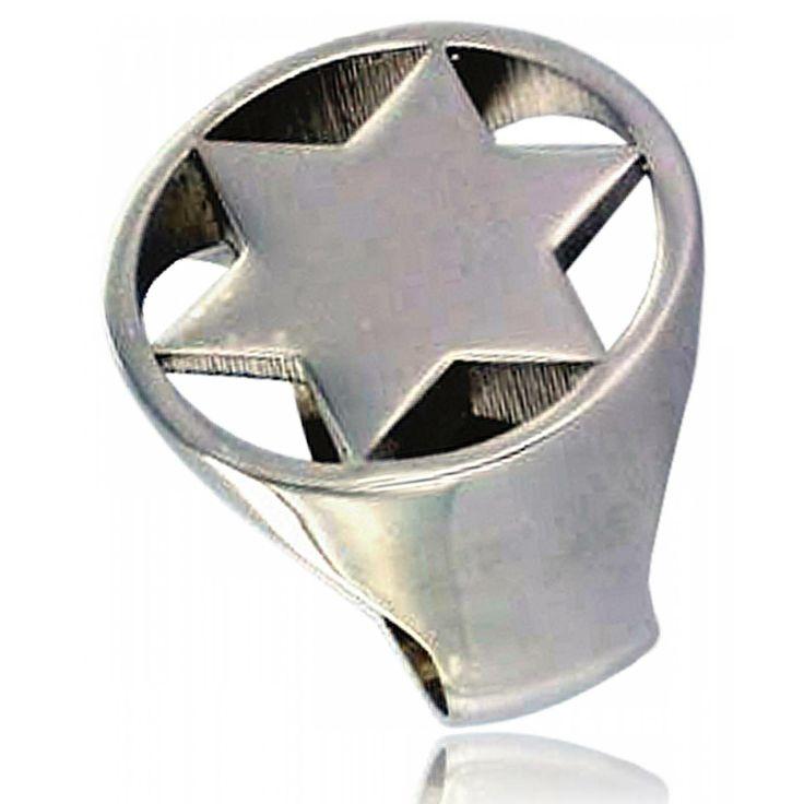 Signet-Ring Star Full Small - Coté Mecs