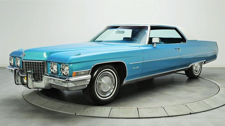 377 Best Cadillacs Images On Pinterest Old Cars