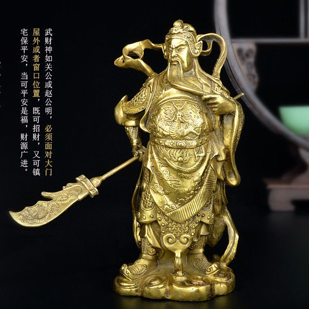 Best Romance Of The Three Kingdoms Images On Pinterest - China unveils colossal 1320 ton god of war statue