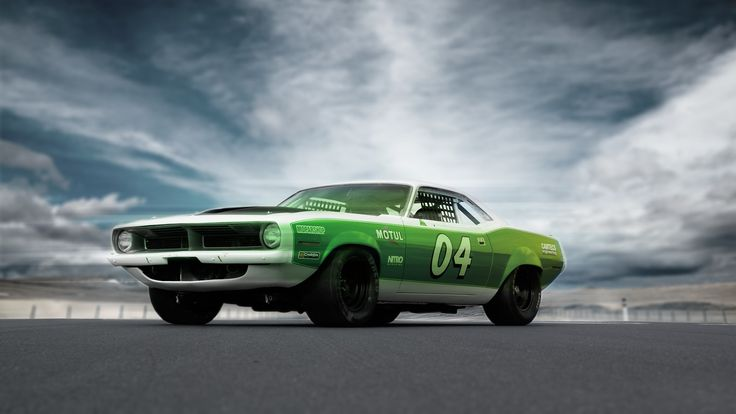 Muscle Car HD Wallpapers Backgrounds Wallpaper