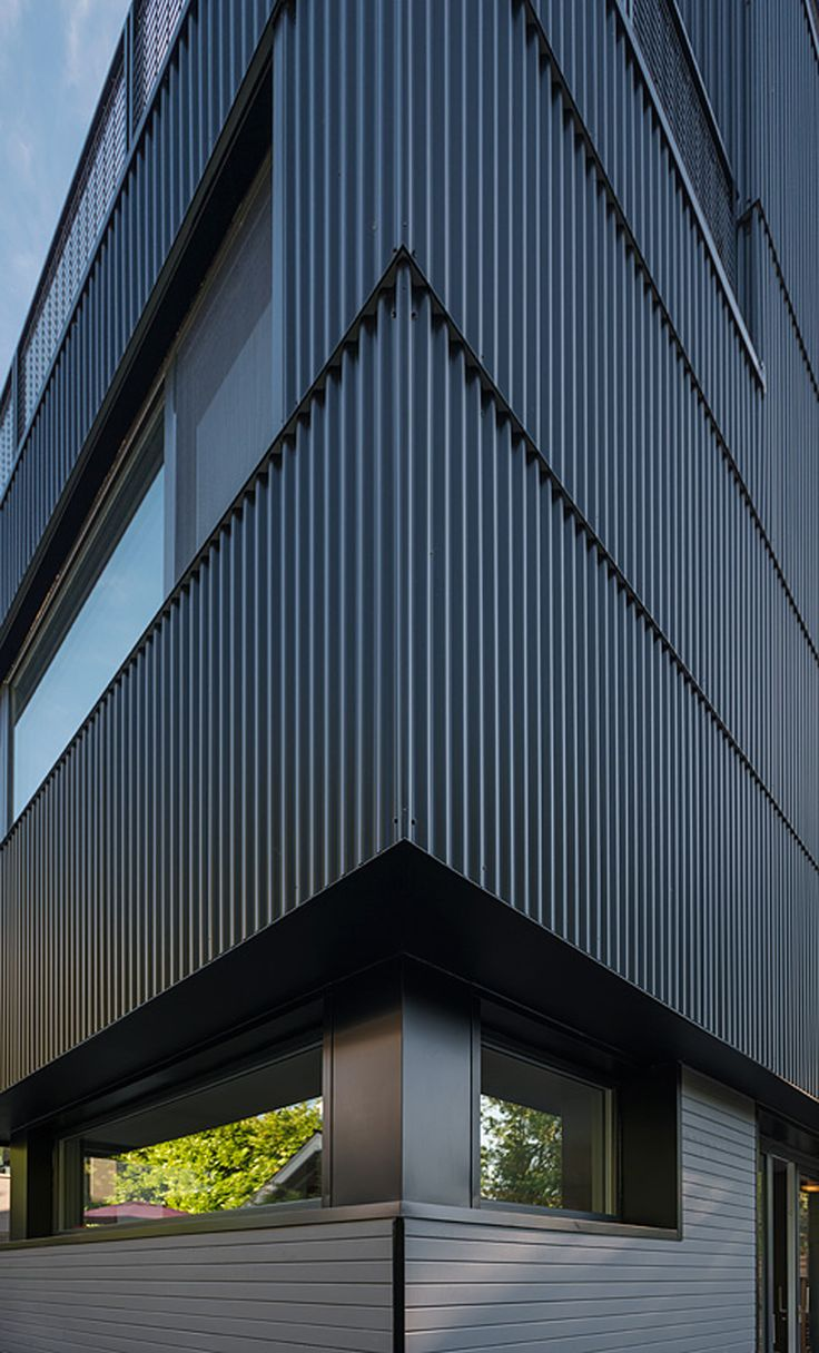 Park Passive House by NK Architects, Seattle, USA.