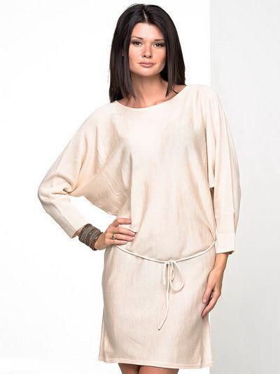 Платье для полных женщин: сшить быстро