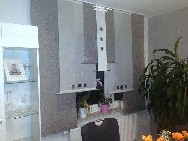 Die besten 25+ Gardinen und vorhänge Ideen auf Pinterest - gardinen wohnzimmer grau