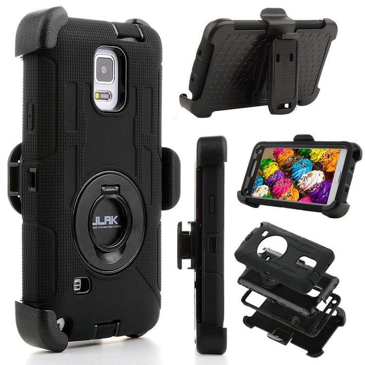 Note 4 Case Galaxy Note 4 Case ULAK Heavy Duty Shockproof Protection Shell 4 4 #ULAK