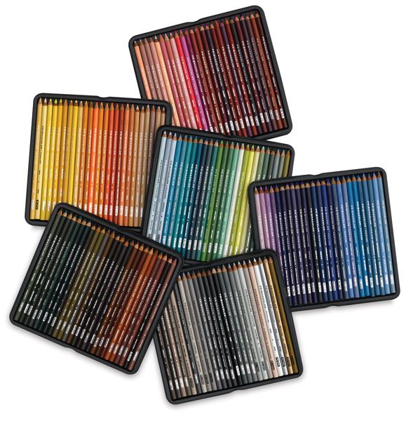 I could use some new Prismacolors. Mine are all super ancient from my dad's era.
