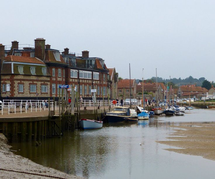 North Norfolk Stories: Norfolk, London City, England