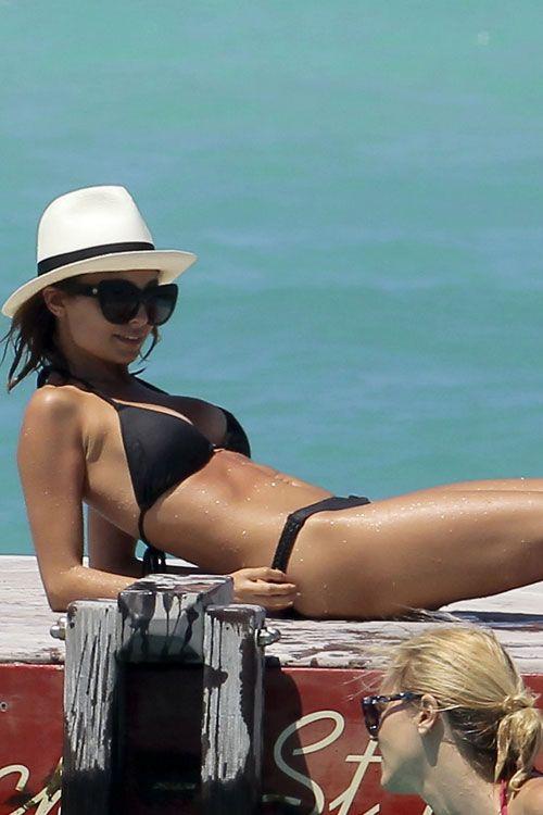 Nicole Richie Bikini Bodies Pic 10 of 35